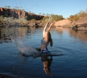 waterhole fun